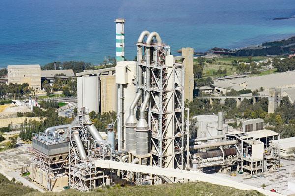 Cimenterie Nationale Factory in Chekaa, Lebanon | EJAtlas