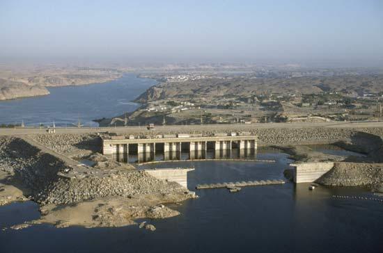 Aswan High Dam, Egypt | EJAtlas