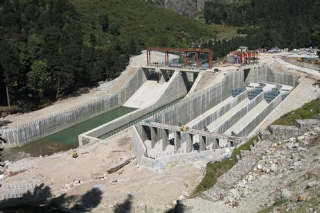 hydroelectric power in india