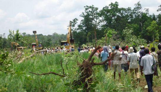 Preah Vihear Cambodia  City new picture : ... in indigenous Kuoy villages, Preah Vihear, Cambodia | EJAtlas