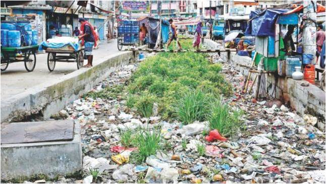 environment pollution in dhaka city paragraph