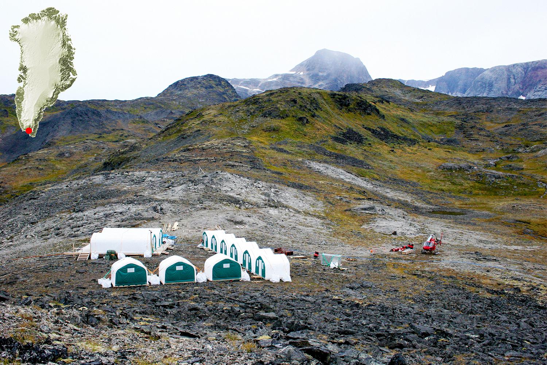 Greenland Mineral Ltd U0026 39 S Kuannersuit Kvanefjeld Rare Earth