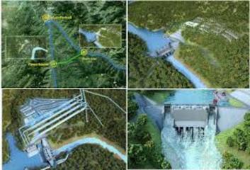 Kohala Hydro Power Project in Pakistan Occupied Kashmir