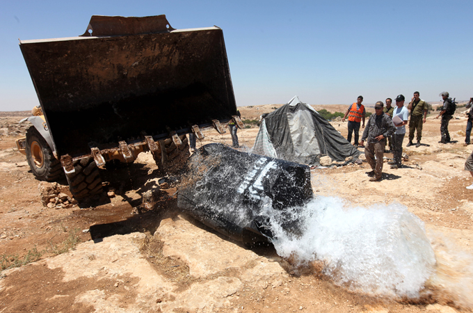 "the issue of water supply in israel Palestinian water shortages and israel palestinian water shortages and israel's water supply: further dwindling supply ""in addition to the issues of."