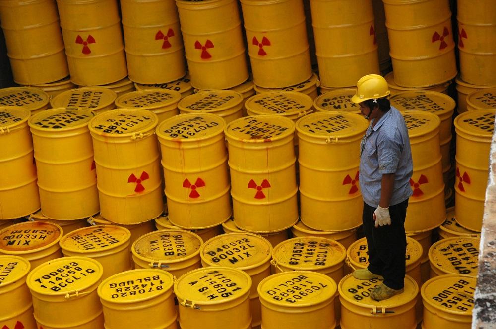 Nuclear waste in Orchid island, Taiwan | EJAtlas