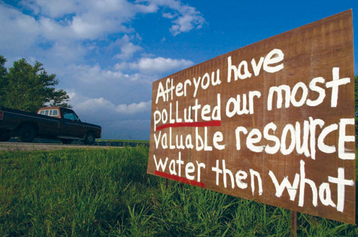 Pollution From Hog Farming Cafos Usa