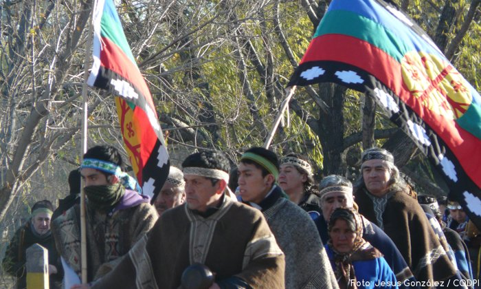 Resistance To ChevronYPF Fracking Argentina EJAtlas - Argentina mapuche