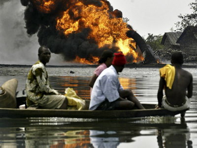 a description of shell oil and the exploitation of nigeria Chevron explores and produces energy in the world's most important oil and gas regions  exploration and production.